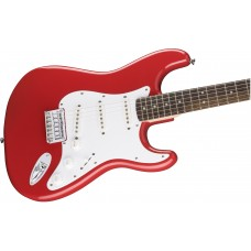 031-1001-540 Squier by Fender Bullet Stratocaster Hardtail Guitar Fiesta Red 0311001540