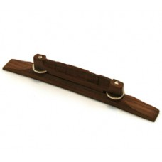 GB-0501-0R1 Rosewood/nickel compensated bridge for archtop guitar