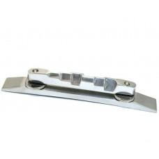 GB-0527-001 Bigsby Adjustable Polished Aluminum Compensated Guitar Bridge