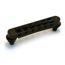 GB-0540-003 Schaller Nashville Black Tunematic Guitar Bridge for Gibson USA