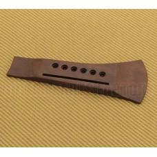 GB-0J26-00R Contemporary Rosewood 6-String Acoustic Guitar Bridge