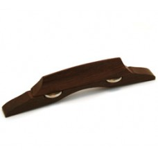 GB-7926 Grover rosewood bridge for archtop guitar