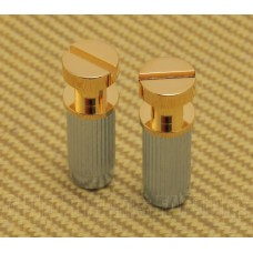 GM-STS-G Gold Metric Stop Tailpiece Studs