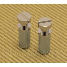 GM-STS-N Nickel Metric Stop Tailpiece Studs