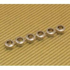GP080 Grover Nickel Sta-Tite  Press-In Tuner Bushings