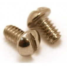 GS-0062-005 (2) Stainless Slotted Screws For USA Lever Switch