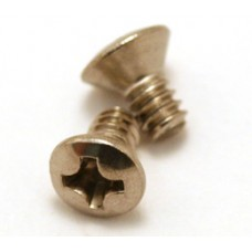 (2) STAINLESS COUNTERSUNK FOR USA LEVER SWITCH