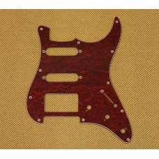 H6006 3-ply Economy S/S/H Tortoise Stratocaster Squier Pickguard 11-Hole