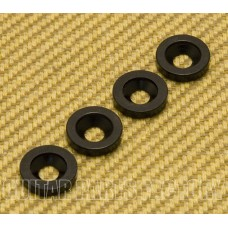 HB-009-BK (4) Neck Joint Bushings Black
