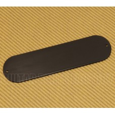 HDBP-B Black Hot Dog Universal Back Plate For Guitar or Bass