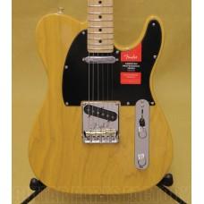 011-3062-750 Fender Maple/Butterscotch Blonde American Professional Telecaster