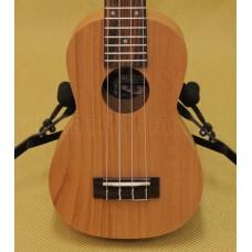 095-5652-021 Fender Piha'eu Soprano Playful Ukulele Rosewood Fingerboard Natural