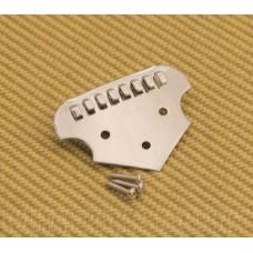 MANDO-E101C Mandolin Bowl Back Tailpiece Chrome