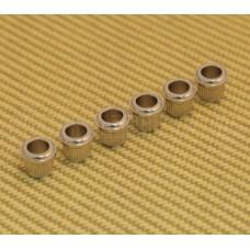 MB65N Nickel Metric 6mm Kluson Tuner Bushings
