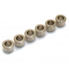 MB65N-L-US Kluson 3/8 to 1/4 Nickel Press-In Adapter Tuner Bushings