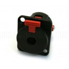 NJ3FP6C-BK Neutrik Black 1/4
