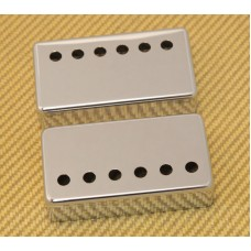 PC-0300-W10 Chrome Pickup Covers Modern Spacing Mixed 49 & 53