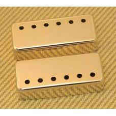 PC-0308-002 50mm Gold Pickup Covers Gibson Mini Humbucker