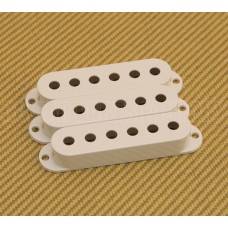(3) WHITE PICKUP COVERS FOR STRAT