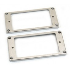 PC-0743-010 Chrome plated plastic humbucker rings