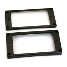 PC-6733-023 Black Curved Humbucking Pickup Ring Set for Epiphone®