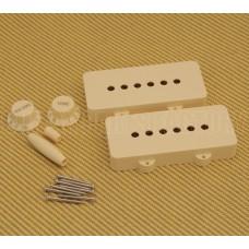 PC-JAZZKIT-A Aged White Accessory Kit Fender USA American Jazzmaster Guitar