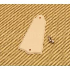 PG-0485-028 Cream Truss Rod Cover for Guitar/Bass