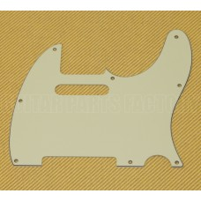 PG-0562-024 3-Ply Mint Pickguard for Tele