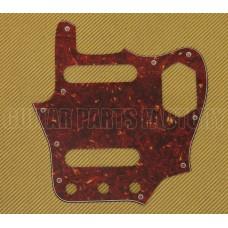 PG-0580-044 Red Tortoise Pickguard for Fender Japan MIJ Reissue Jaguar®