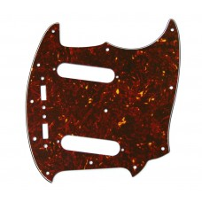 PG-0581-044 Allparts Red Tortoise Pickguard for Mustang® Vintage/USA Guitar