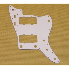PG-0582-035 White Pickguard for '62 Jazzmaster® Guitar