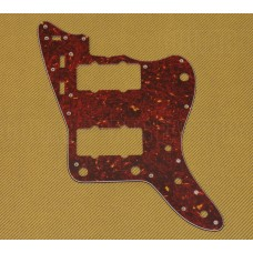 PG-0582-044 Red Tortoise Pickguard for Jazzmaster® for '62 AVRI