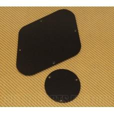 PG-0814-023 Black Back Plate Set for Gibson