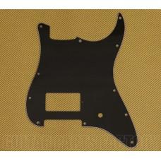 PG-0993-033 3-Ply Black 1 Humbucker/1 Knob Pickguard For Fender Strat