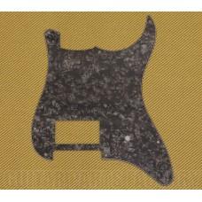 PG-0993-053 Black Pearloid 1 Humbucker/1 Knob Pickguard For Fender Strat®