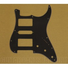 PG-0994-033 Black 3-ply H/S/H Pickguard for Fender Stratocaster