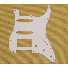 PG-0995-035 White 3-ply H/S/S Pickguard for Fender Stratocaster/Strat®