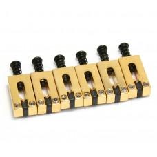 PG-8220-0G Graph tech gold ferraglide saddles for prs