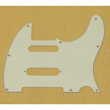 PG-9563-024 3-Ply Mint Nashville Pickguard For Fender Tele S-Cut Telecaster