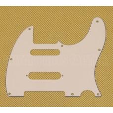 PG-9563-050 Parchment S-Cut Pickguard Nashville for Telecaster
