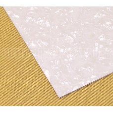 PGM-3PRLWHT 4-Ply Pearl Pickguard Material