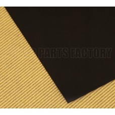PGM-B1-THIN Black 1-Ply Thin Pickguard Material