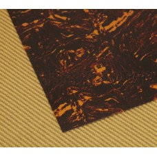 PGM-CT Coffee Yellow Tortoise Acoustic Pickguard Material