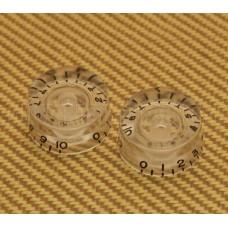 PK-0130-031 Clear Speed Knob Set