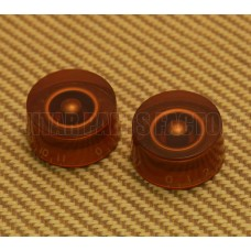 PK-0132-022 (2) Amber 0-11 Speed Knobs