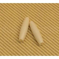 PK-0148-048 Aged Cream Tremolo Tips Press Fit for Strat