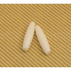 PK-0148-050 Parchment Tremolo Tips Press Fit for USA Strat