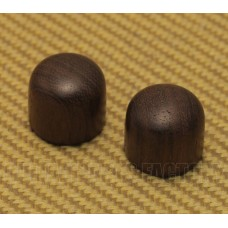 PK-0198-0R0 (2) Rosewood Dome Knobs
