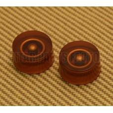 PK-3230-022 Plain Amber Speed Knobs
