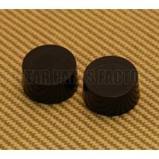 PK-3230-023 Plain Black Speed Knobs